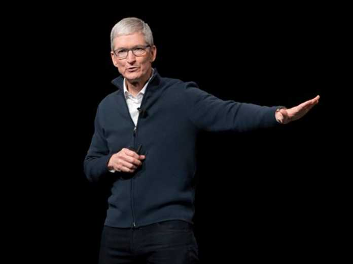 Tim Cook and Facebook