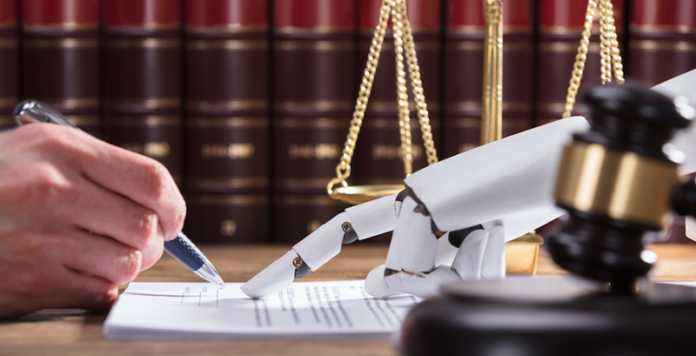 AI is innovating the legal industry