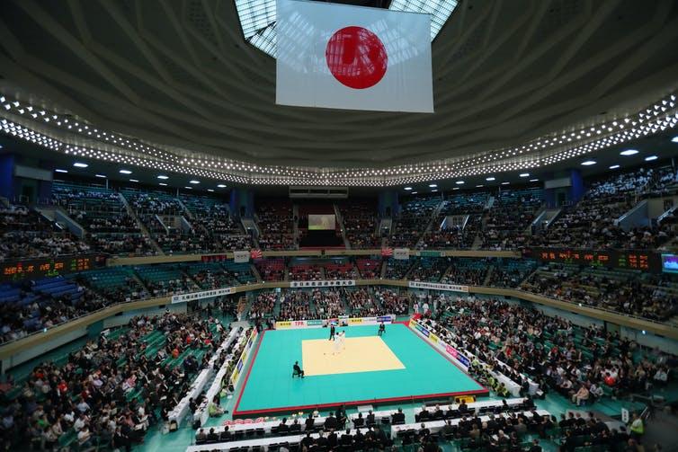 Budokan Judo Arena