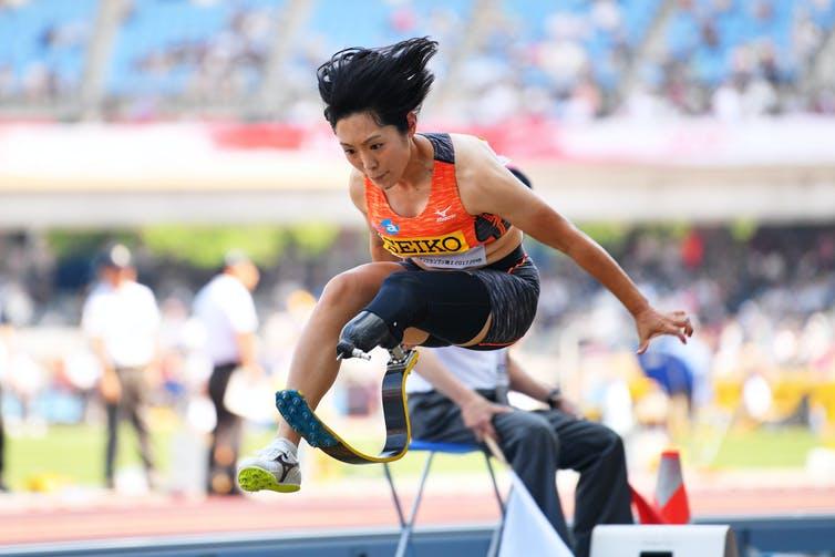 Saki Takakuwa - Athlete